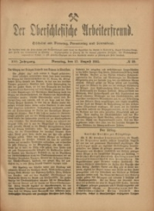 Der Oberschlesische Arbeiterfreund, 1915/1916, Jg. 16, No 58