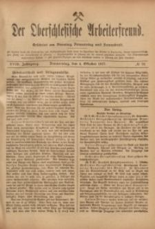 Der Oberschlesische Arbeiterfreund, 1917/1918, Jg. 18, No 78