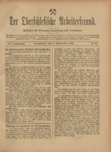 Der Oberschlesische Arbeiterfreund, 1915/1916, Jg. 16, No 66