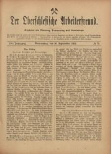Der Oberschlesische Arbeiterfreund, 1915/1916, Jg. 16, No 71