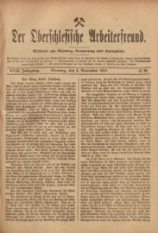Der Oberschlesische Arbeiterfreund, 1917/1918, Jg. 18, No 92