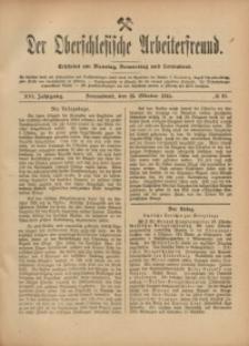 Der Oberschlesische Arbeiterfreund, 1915/1916, Jg. 16, No 87