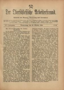 Der Oberschlesische Arbeiterfreund, 1915/1916, Jg. 16, No 89