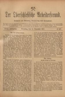 Der Oberschlesische Arbeiterfreund, 1917/1918, Jg. 18, No 107