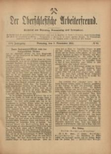 Der Oberschlesische Arbeiterfreund, 1915/1916, Jg. 16, No 91