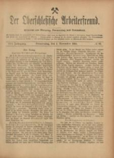 Der Oberschlesische Arbeiterfreund, 1915/1916, Jg. 16, No 92