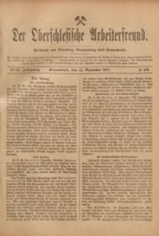Der Oberschlesische Arbeiterfreund, 1917/1918, Jg. 18, No 109