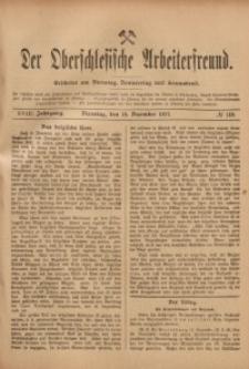 Der Oberschlesische Arbeiterfreund, 1917/1918, Jg. 18, No 110