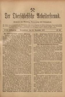 Der Oberschlesische Arbeiterfreund, 1917/1918, Jg. 18, No 112