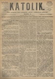 Katolik, 1878, R. 11, nr 28