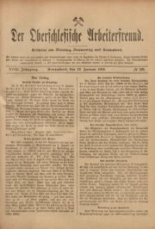 Der Oberschlesische Arbeiterfreund, 1917/1918, Jg. 18, No 120
