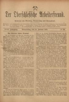 Der Oberschlesische Arbeiterfreund, 1917/1918, Jg. 18, No 125