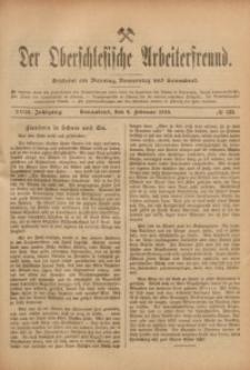 Der Oberschlesische Arbeiterfreund, 1917/1918, Jg. 18, No 132