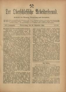 Der Oberschlesische Arbeiterfreund, 1915/1916, Jg. 16, No 116