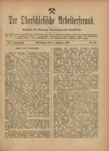Der Oberschlesische Arbeiterfreund, 1915/1916, Jg. 16, No 118