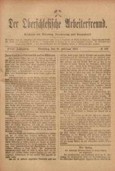 Der Oberschlesische Arbeiterfreund, 1917/1918, Jg. 18, No 139