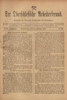 Der Oberschlesische Arbeiterfreund, 1917/1918, Jg. 18, No 140