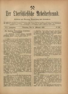 Der Oberschlesische Arbeiterfreund, 1915/1916, Jg. 16, No 136