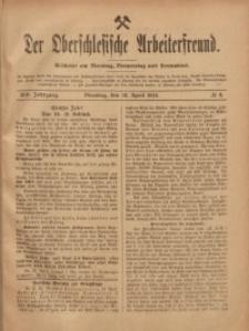 Der Oberschlesische Arbeiterfreund, 1918/1919, Jg. 19, No 6