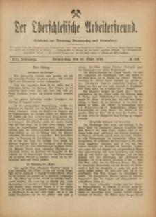 Der Oberschlesische Arbeiterfreund, 1915/1916, Jg. 16, No 149