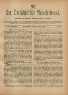 Der Oberschlesische Arbeiterfreund, 1916/1917, Jg. 17, No 12