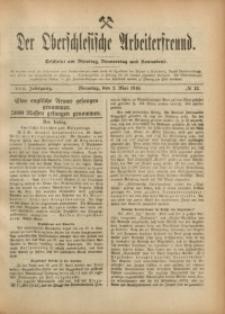 Der Oberschlesische Arbeiterfreund, 1916/1917, Jg. 17, No 13