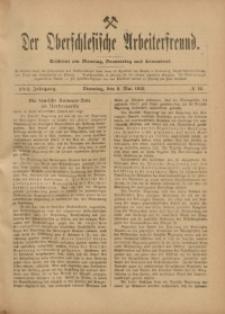 Der Oberschlesische Arbeiterfreund, 1916/1917, Jg. 17, No 16