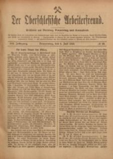 Der Oberschlesische Arbeiterfreund, 1918/1919, Jg. 19, No 39