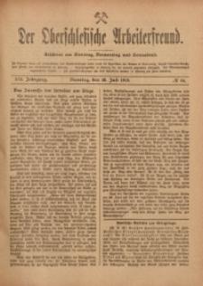 Der Oberschlesische Arbeiterfreund, 1918/1919, Jg. 19, No 44