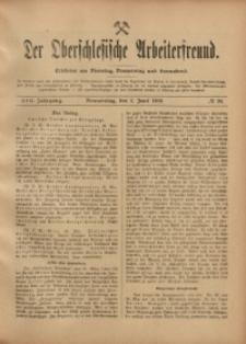 Der Oberschlesische Arbeiterfreund, 1916/1917, Jg. 17, No 26