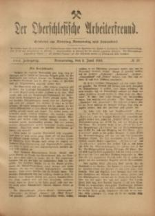 Der Oberschlesische Arbeiterfreund, 1916/1917, Jg. 17, No 29