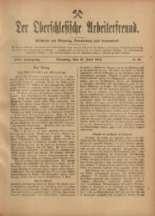 Der Oberschlesische Arbeiterfreund, 1916/1917, Jg. 17, No 33
