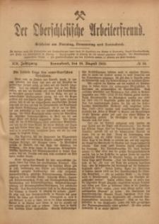 Der Oberschlesische Arbeiterfreund, 1918/1919, Jg. 19, No 55