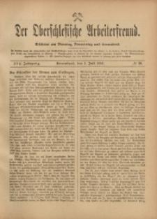 Der Oberschlesische Arbeiterfreund, 1916/1917, Jg. 17, No 38
