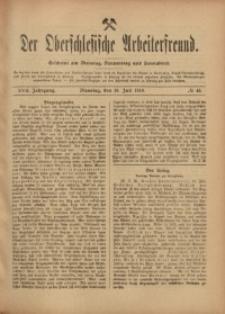 Der Oberschlesische Arbeiterfreund, 1916/1917, Jg. 17, No 45
