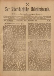 Der Oberschlesische Arbeiterfreund, 1918/1919, Jg. 19, No 66