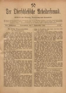 Der Oberschlesische Arbeiterfreund, 1918/1919, Jg. 19, No 67
