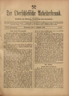 Der Oberschlesische Arbeiterfreund, 1916/1917, Jg. 17, No 51
