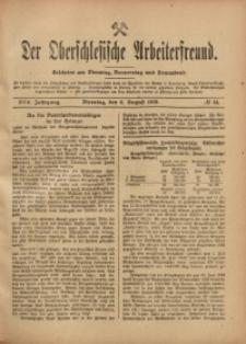 Der Oberschlesische Arbeiterfreund, 1916/1917, Jg. 17, No 54