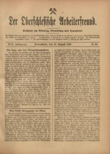 Der Oberschlesische Arbeiterfreund, 1916/1917, Jg. 17, No 56