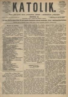 Katolik, 1878, R. 11, nr 52