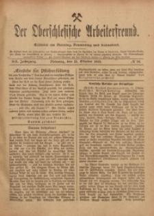 Der Oberschlesische Arbeiterfreund, 1918/1919, Jg. 19, No 83