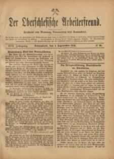 Der Oberschlesische Arbeiterfreund, 1916/1917, Jg. 17, No 65