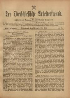 Der Oberschlesische Arbeiterfreund, 1916/1917, Jg. 17, No 74