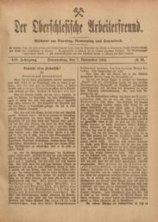 Der Oberschlesische Arbeiterfreund, 1918/1919, Jg. 19, No 93