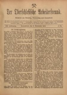 Der Oberschlesische Arbeiterfreund, 1918/1919, Jg. 19, No 94