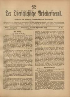 Der Oberschlesische Arbeiterfreund, 1916/1917, Jg. 17, No 76