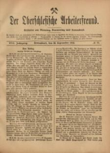 Der Oberschlesische Arbeiterfreund, 1916/1917, Jg. 17, No 77
