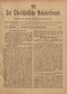 Der Oberschlesische Arbeiterfreund, 1918/1919, Jg. 19, No 97