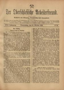 Der Oberschlesische Arbeiterfreund, 1916/1917, Jg. 17, No 82